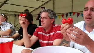 The Great Dorset Chilli Eating Contest Sun 4 Aug 2013