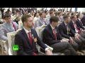 Путин вручает госнаграды победителям и призёрам Олимпиады в Пхёнчхане