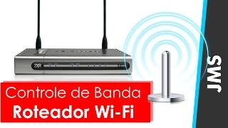 Como Limitar a Internet em seu Roteador WiFi