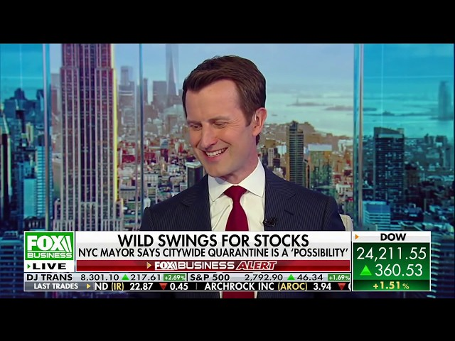 Paul Dietrich   Fox Business News 03 10 2020 Cavuto