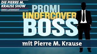 Promi Undercover Boss SPEZIAL mit Pierre M. Krause | PMKS