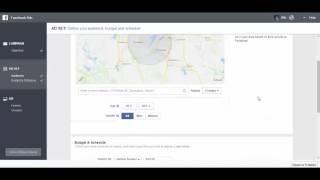 كيفية إنشاء عدد 2 facebook المحلي Ad - 10 دقائق معلمه الأعمال