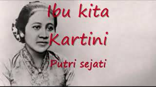 Gambar cover Lagu ibu kita Kartini