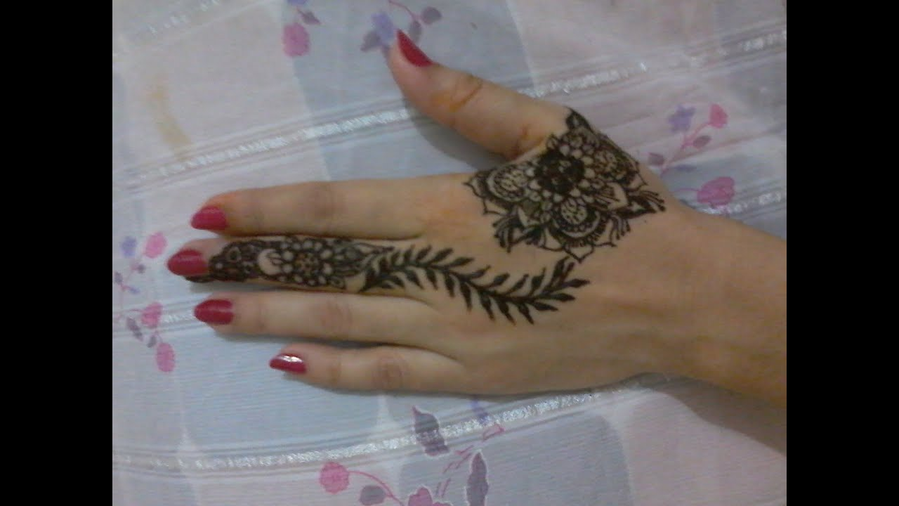 Diy Mehndi Plates : Top plates new and unique mehndi design for this eid only