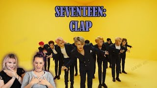 SEVENTEEN 세븐틴- 박수 (Clap) MV Reaction *You Better Stop*