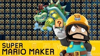 Super Mario Maker - 100 Mario Challenge - Normal - #1