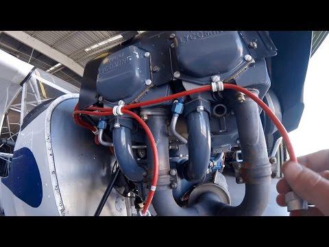 Piper PA 18 Super Cub Annual Inspection