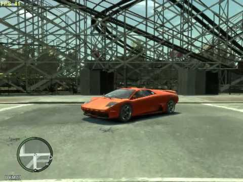 Grand Theft Auto IV - Visual IV (Test)