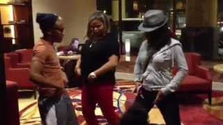 Teaching Prodigy Bay Area Dances ! ( Gas Pedal )