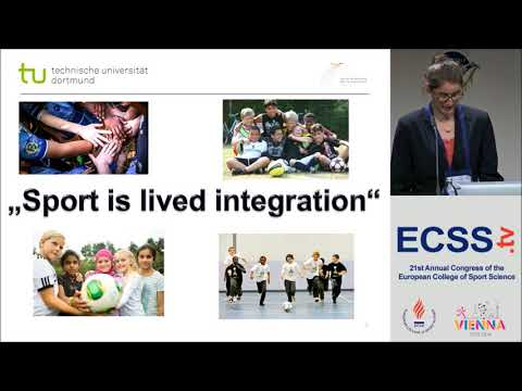 Interculturality in Sports as Social Challenge – An Overview... - Prof. Grimminger-Seidensticker