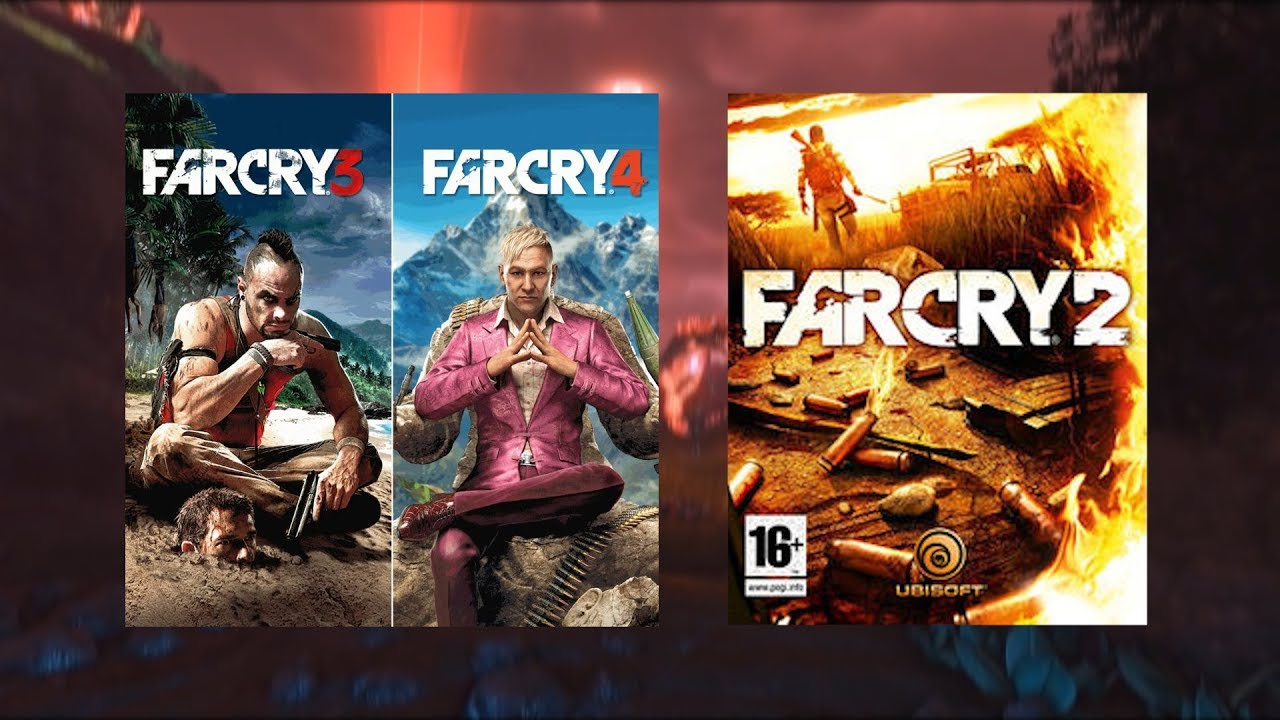 Ranking The Far Cry Games From Worst To Best Youtube