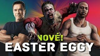 Nejnovější easter eggy v GTA V!