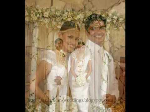 Udari Warnakulasuriya Sri Lankan Actress Wedding Photos