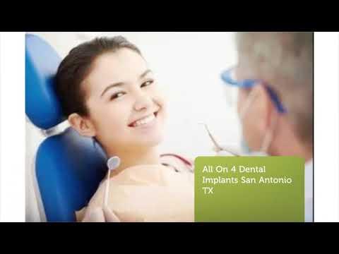 The Smile Institute : All On 4 Dental Implants in San Antonio TX