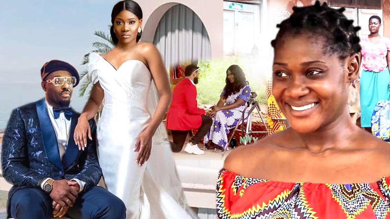 Download MARRY THE PRINCE Complete Season - Mercy Johnson/Jim Iyke 2021 Trending Blockbuster Nigerian Movie