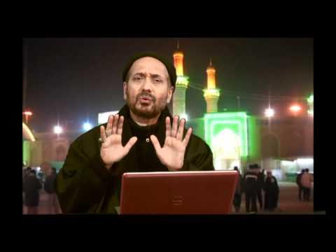 How to discover mind power pt 1 (Urdu) Maulana Syed Jan Ali Shah Kazmi