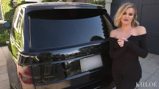 [FULL VIDEO] Khloe Kardashian | What's In My Car + Organization Tips | KHLO-C-D