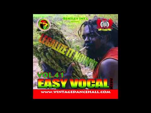 BENTLEY INT'L EASY VOCAL MIX VOL.41