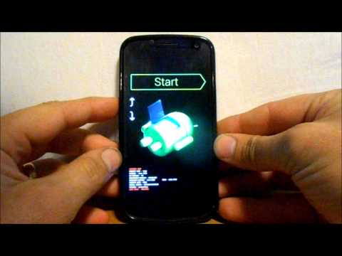 How to enter recovery mode on the Galaxy Nexus