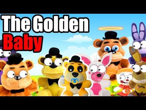 FNAF Plush - The Golden Baby