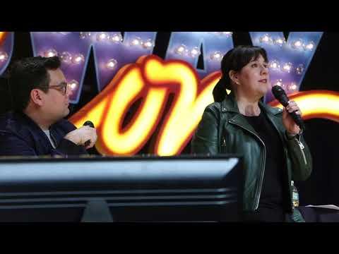 Brodwaycon: Meet The Oscar-Winning Songwriting Team Behind Frozen
