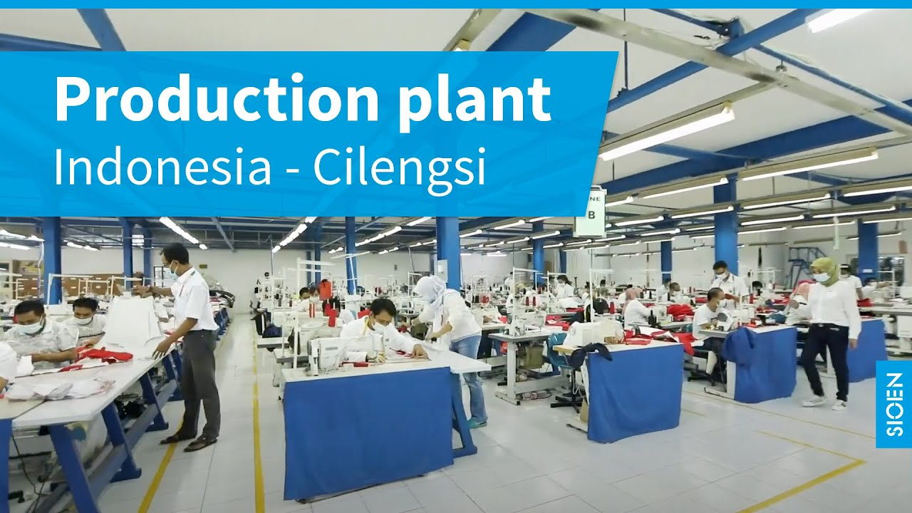 Download Sioen - Production plant Indonesia (Cilengsi)