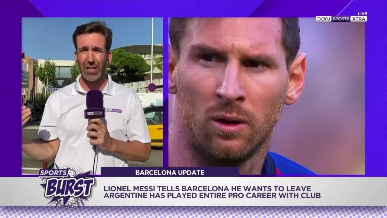 Where Messi could play next if he leaves Barcelona