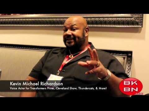 Kevin Michael Richardson Bulkhead