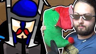 TWÓRCA GRY URATOWAŁ PIĘCIODUPA! - swords and sandals #13