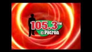 El Patron 105.3FM Mas y mejor musica!