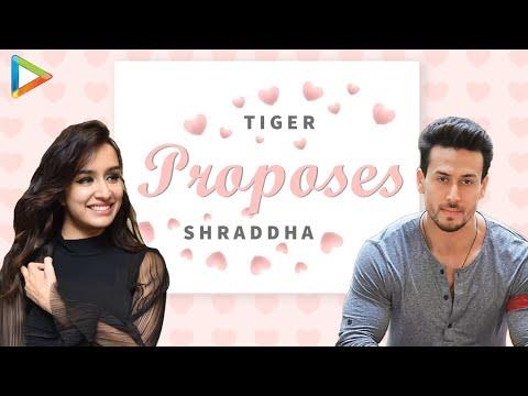 """Tiger Shroff: """"A Lot Of Guys Have CRUSH On Disha Patani""""   Shraddha Kapoor"""