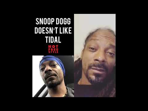 Snoop Dogg gives his thoughts on Jay Z TIDAL streaming service