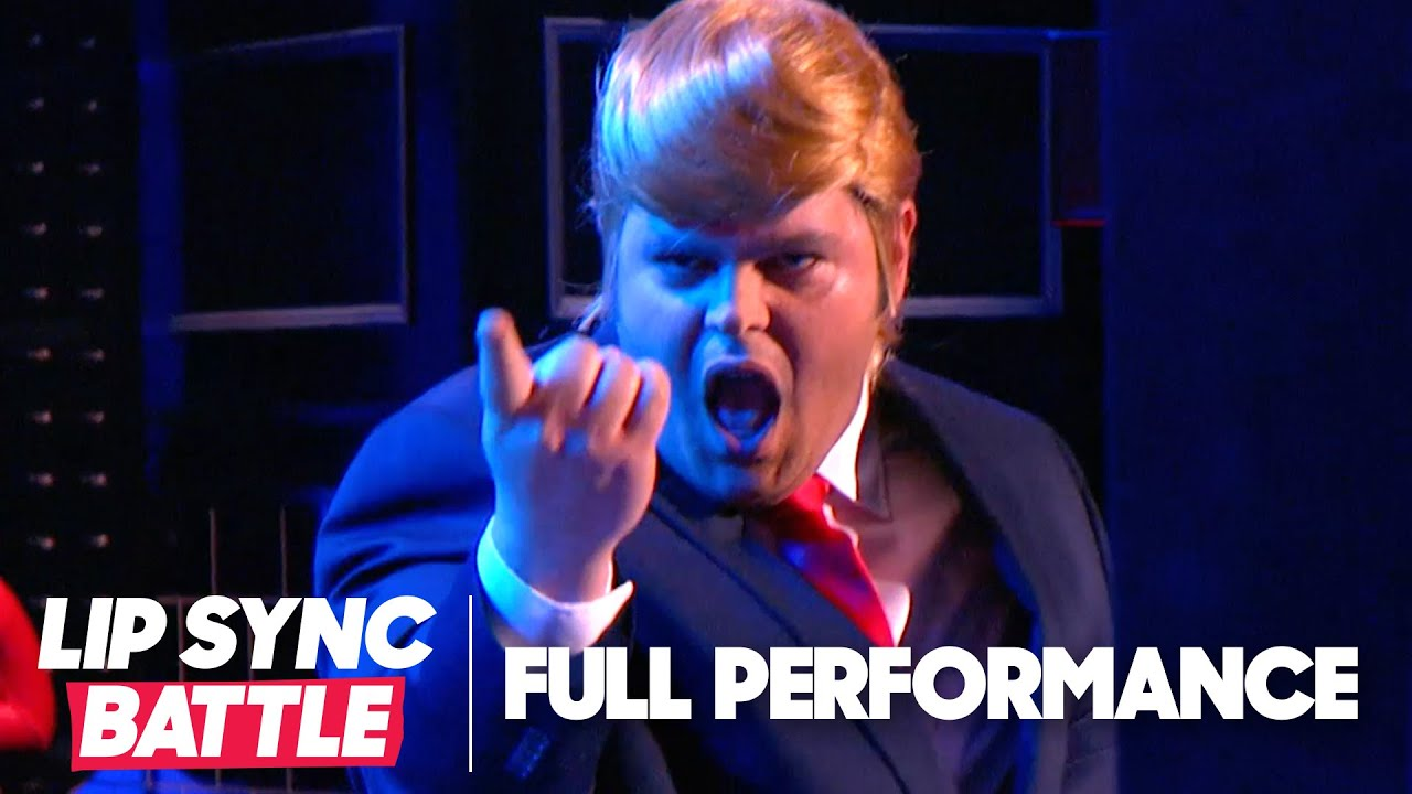 """Josh Gad Performs """"How Will I Know"""" & """"I Touch Myself"""" 