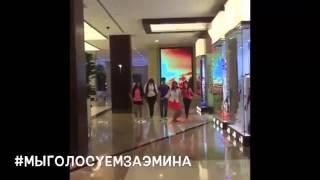 Клип от Московского фан клуба Эмина.