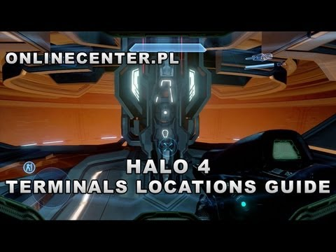 Halo 4 - Terminals Locations (Terminus Achievement Guide)