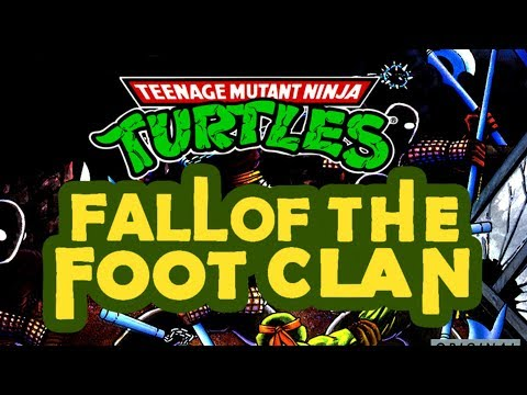 [GB] Teenage Mutant Ninja Turtles: Fall of the Foot Clan