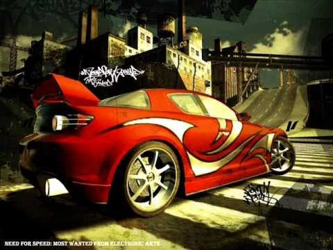 Need for speed most wanted Cop Chase theme song