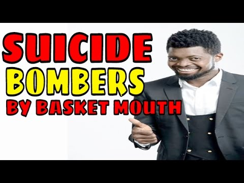 Video (stand-up): Basketmouth Talks About Bombers at Night of a Thousand Laughs Kenya