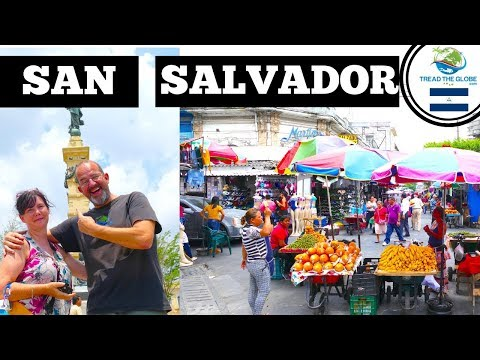 San Salvador Travel Guide (2019) is it safe? | Backpacking El Salvador.