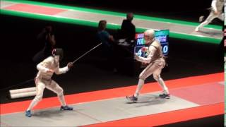 European Fencing Championships 2015 - Men