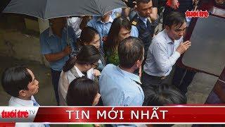 ⚡ NÓNG | Bắt 2 nhân viên chi nhánh ngân hàng Eximbank tại TP.HCM