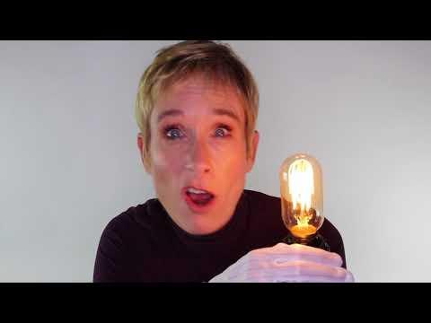 radio tube style edison bulbs