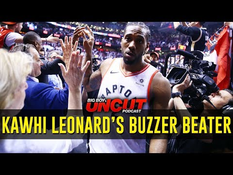 Kawhi Leonard Makes NBA History Drake Uses His Curse & Beds in Movie Theaters