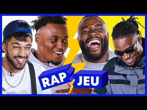 Youtube: JNR & ZKR vs Gradur & Nyda – Rap Jeu #33