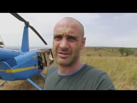 Marooned with Ed Stafford: Arrival in Rwanda