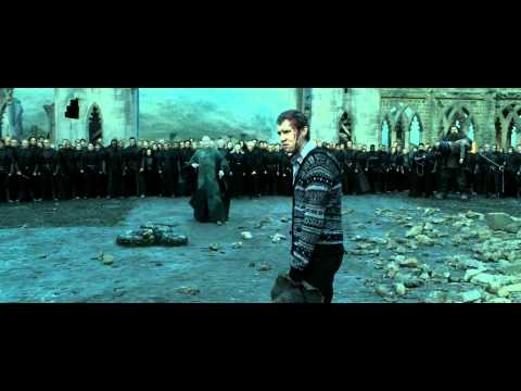 Harry Potter  - Neville's Speech Scene [HD]