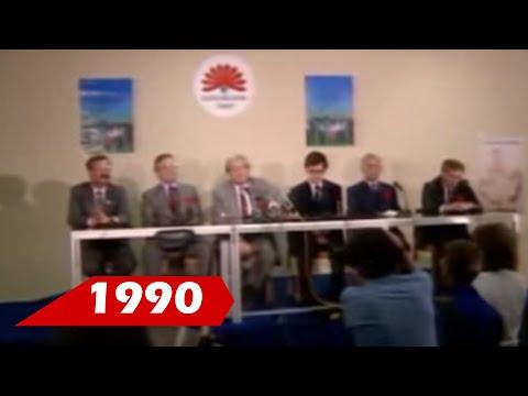 MSZP 1990. | MSZP kampányértékelő