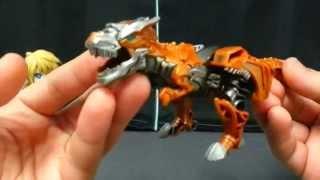 變形金剛4 tf4 aoe 快速變形 optimus prime grimlock 玩具影音分享