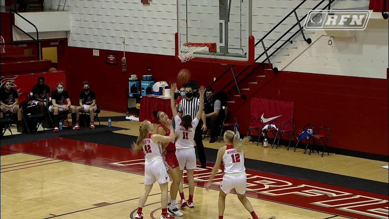 Marist Women's Basketball Takes Down Fairfield