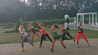 Vazov - Детка Ламбада (Dietka Lambada) Zumba fitness